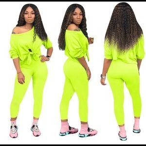 2 pc Lime Set